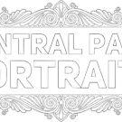 Central Park Portraits Logo by Ignacio Orellana Alarcon