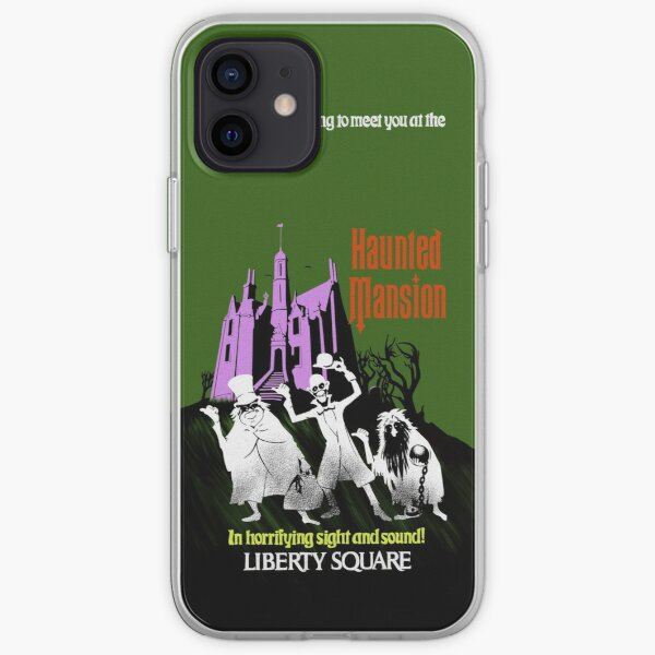 Welcome Foolish Mortals iPhone Soft Case