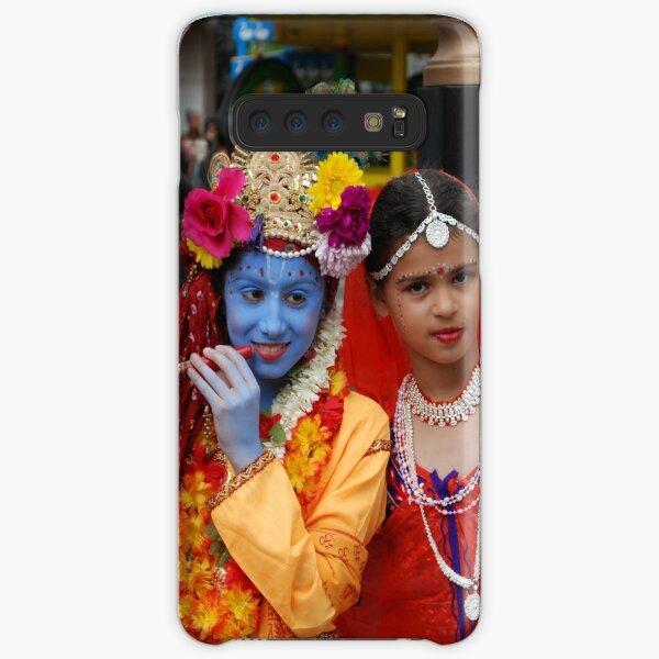 Radha Krishan at Rath Yathra Samsung Galaxy Snap Case