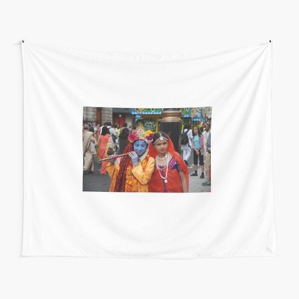 Radha Krishan at Rath Yathra Tapestry