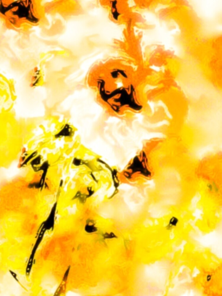 Hibiscus Impressionist Series - Yellow by HawaiiArthst
