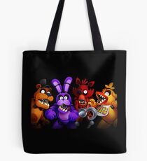 WELCOME TO FREDDY'S Tote Bag