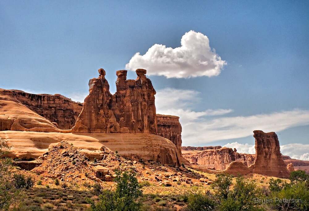 The Three Gossips by Bryan Peterson