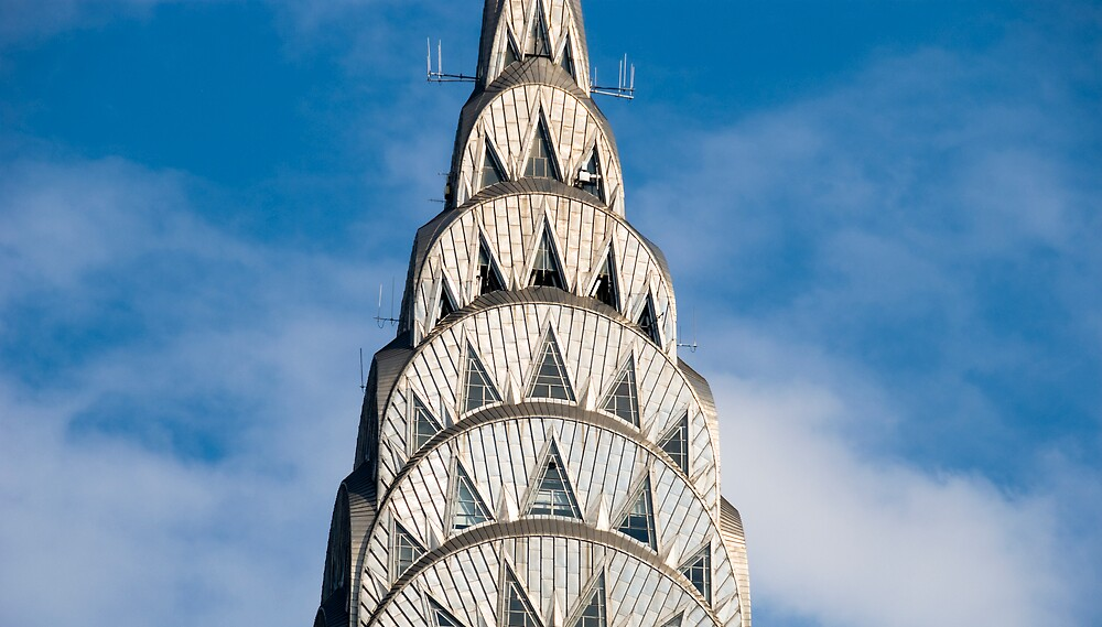 Chrysler Building Spire by Louis Galli