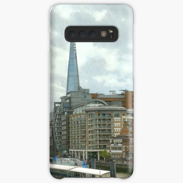 The Shard London looks part of the building  Samsung Galaxy Snap Case