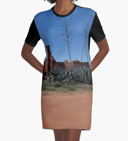 The Homestead Graphic T-Shirt Dress
