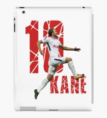 Harry Kane - Tottenham Hotspurs FC artwork iPad Case/Skin