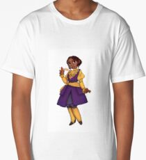 Josie and Quill Long T-Shirt