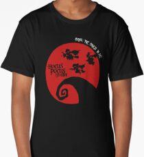 Hocus Pocus Parody Long T-Shirt