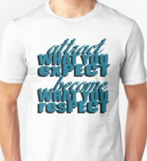 Attract & Become Unisex T-Shirt