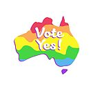 Vote Yes! Vote marriage equality! by miiaa