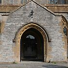 Entrance to Somerton Church by kalaryder