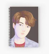 BTS Jungkook DNA Teaser Spiral Notebook