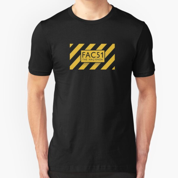 The Hacienda Slim Fit T-Shirt
