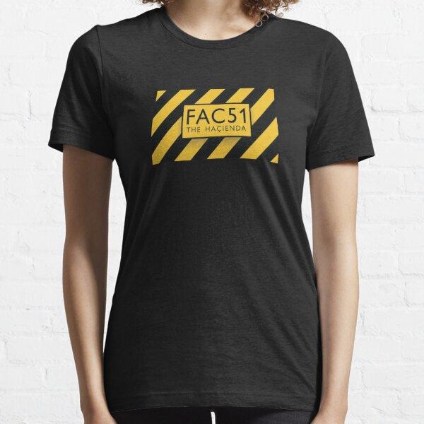 The Hacienda Essential T-Shirt