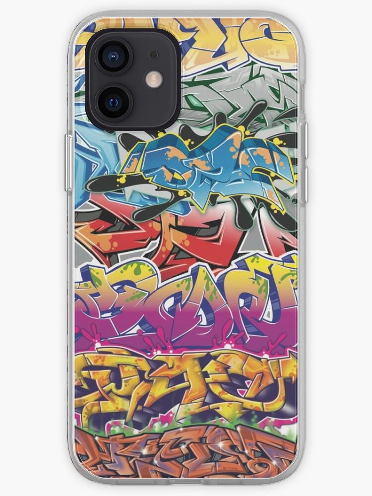 Graffiti Montage | Coque iPhone