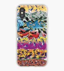 Graffiti Montage iPhone Case