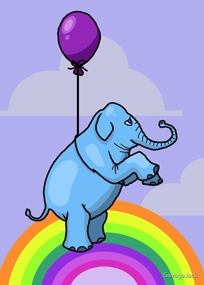 Elefante by SavageJack