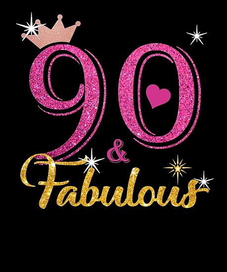 90 Fabulous Queen 90th Birthday Gifts