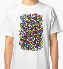 Bubble GUM Colorful Balls Classic T-Shirt