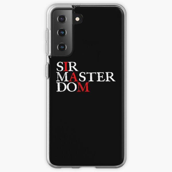 I am Dominant Samsung Galaxy Soft Case
