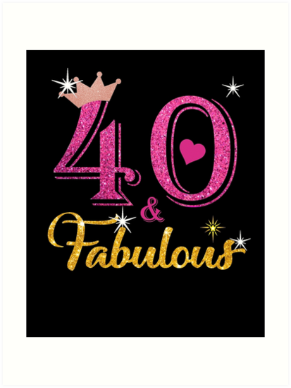 40 Fabulous Queen 40th Birthday Gifts
