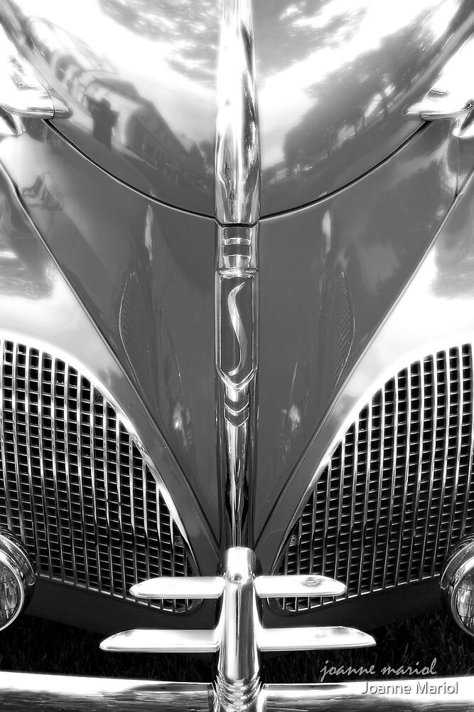 Classic Car 23 by Joanne Mariol