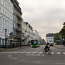 Early morning on Gustav Adolfs torg in Malmö, Sweden. by frommyhorizon