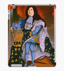 Portrait of Louis 14 Parody iPad Case/Skin