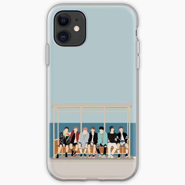 BTS You Never Walk Alone iPhone Soft Case