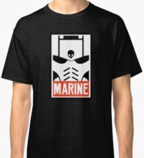 Marine Warhammer 40k Inspired Classic T-Shirt