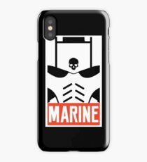 Marine Warhammer 40k Inspired iPhone Case/Skin