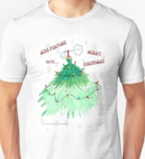 Miss Perfume Says Merry Christmas!  T-Shirt