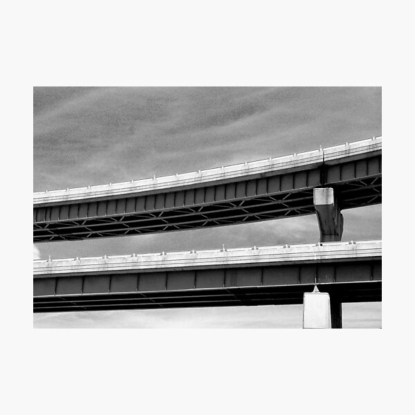 Take the Highway Photographic Print