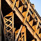 Brooklyn Bridge Detail by Louis Galli