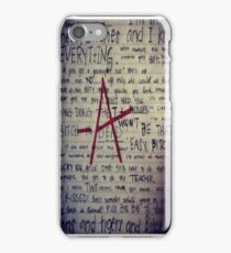 Pretty Little Liars: -A - iPhone Case iPhone Case/Skin