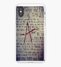 Pretty Little Liars: -A - iPhone Case iPhone Case/Skin