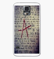 Pretty Little Liars: -A - iPhone Case Case/Skin for Samsung Galaxy