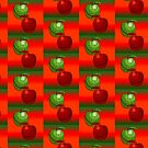 How do you like Dem Apples2/ Fruit Shop by Jane Holloway