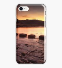 Sunrise at Three Cliffs Bay  iPhone Case/Skin