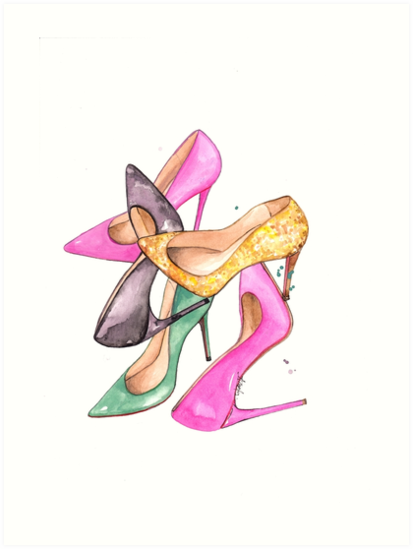 shoes #15 by anetaart