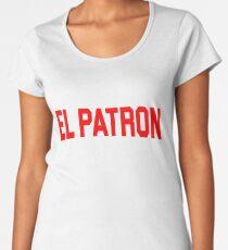 narcos el patron Women's Premium T-Shirt