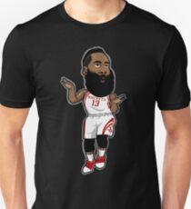 James Harden Cartoon Style T-Shirt