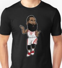 James Harden Cartoon Style Unisex T-Shirt