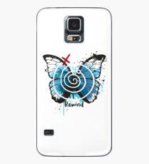 das Leben zurückspulen ist seltsam Hülle & Klebefolie für Samsung Galaxy