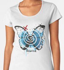 rewind life is strange Women's Premium T-Shirt