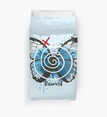 rewind life is strange Duvet Cover