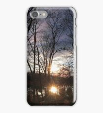 Winter's Candle iPhone Case/Skin