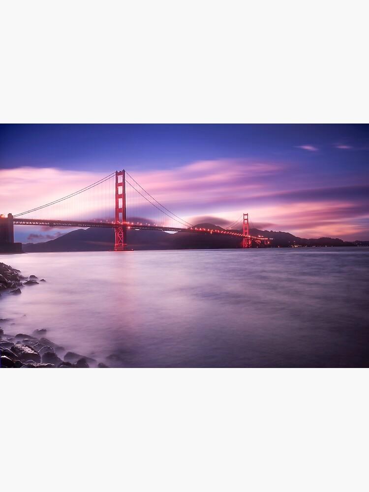 «San Francisco Bridge» par Pilou