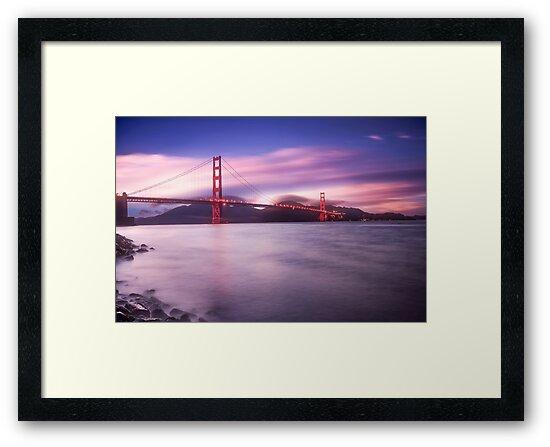 « San Francisco Bridge » par Philippe Sainte-Laudy